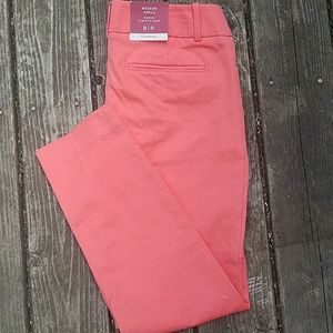Merona ankle Length trousers ..size 8 reg